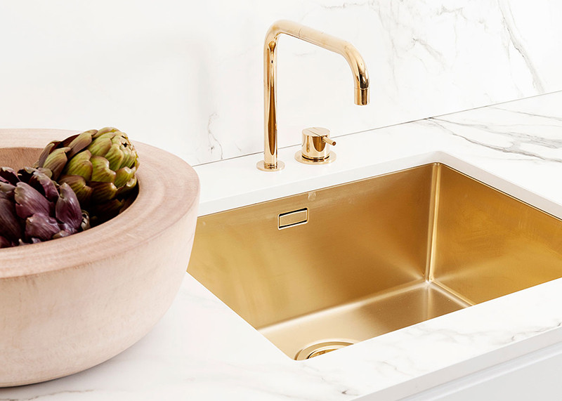 Kitchen Countertop Design Trends 7 Reasons Why You Should Have An Undermount Sink In Your