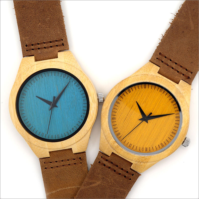 Wewood Watch 15 Stylish Watches Made Of Wood To Wrap Around Your Wrist