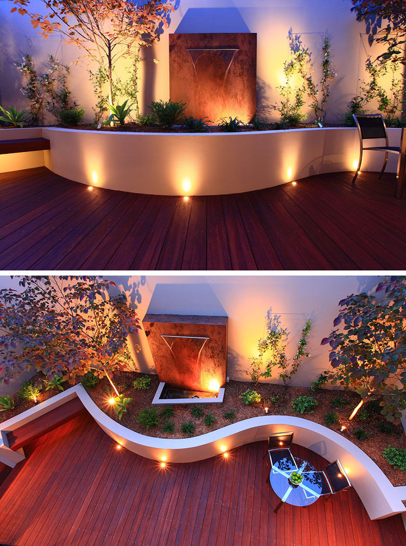 Spot Exterieur Encastrable Orientable 17 Inspiring Examples Of Exterior Uplighting On Houses