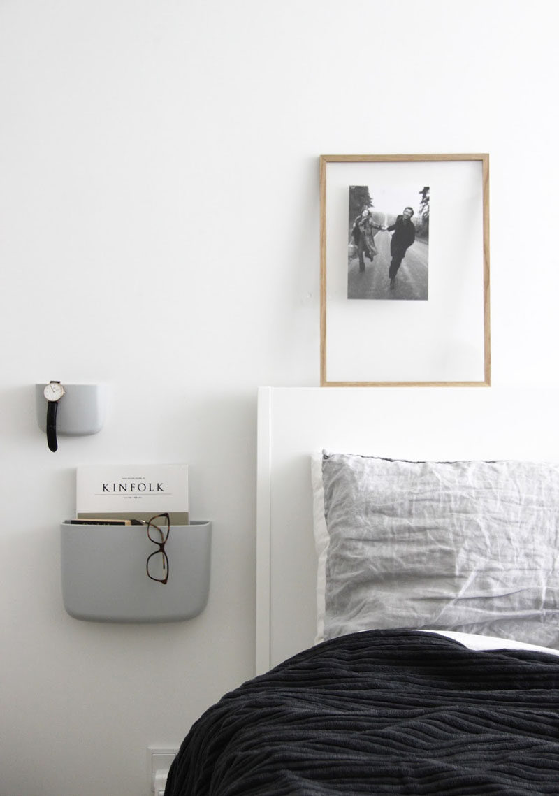 Black And White Artwork For Bedroom 4 Essentials You Need To Create A Scandinavian Bedroom Contemporist