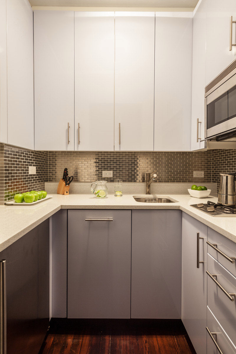 Kitchen Design And Tiles Kitchen Design Idea Install A Stainless Steel Backsplash For A