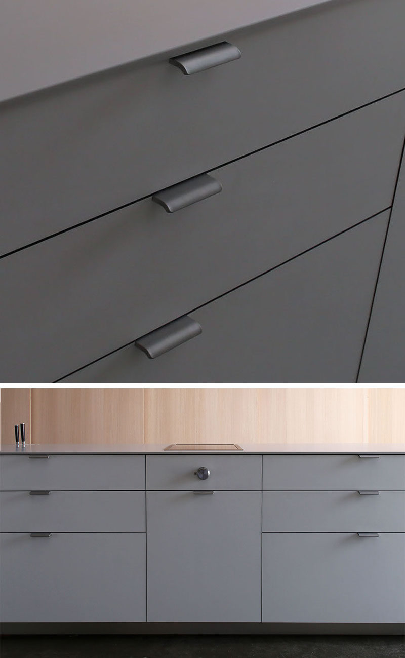 Kitchen Handles 8 Kitchen Cabinet Hardware Ideas For Your Home Contemporist