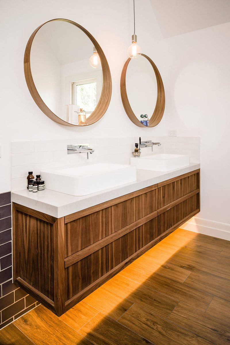 5 Bathroom Mirror Ideas For A Double Vanity