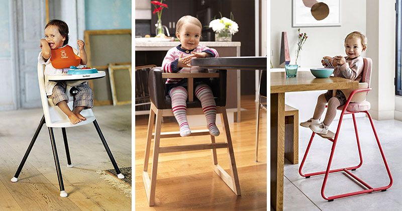 Tripp Trapp 14 Modern High Chairs For Children | Contemporist