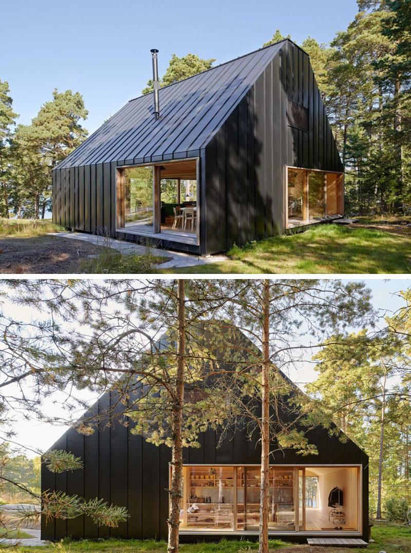 Sweden Houses Design 19 Examples Of Modern Scandinavian House Designs Contemporist