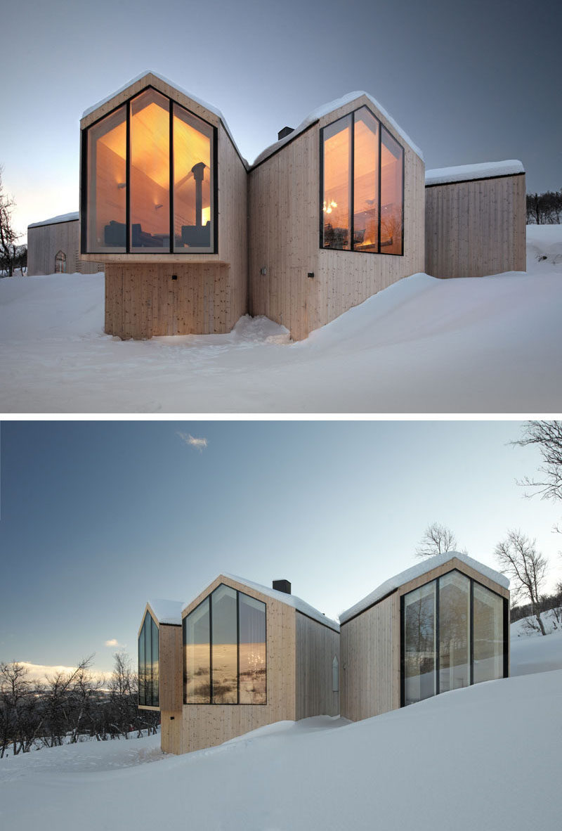 Swedish Design House 19 Examples Of Modern Scandinavian House Designs