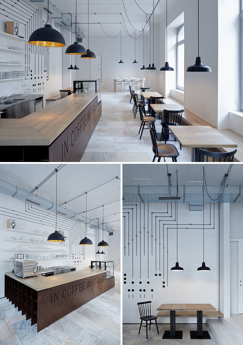 Interior Modern Minimalis 14 Creatively Designed European Cafes That Will Make You Crave