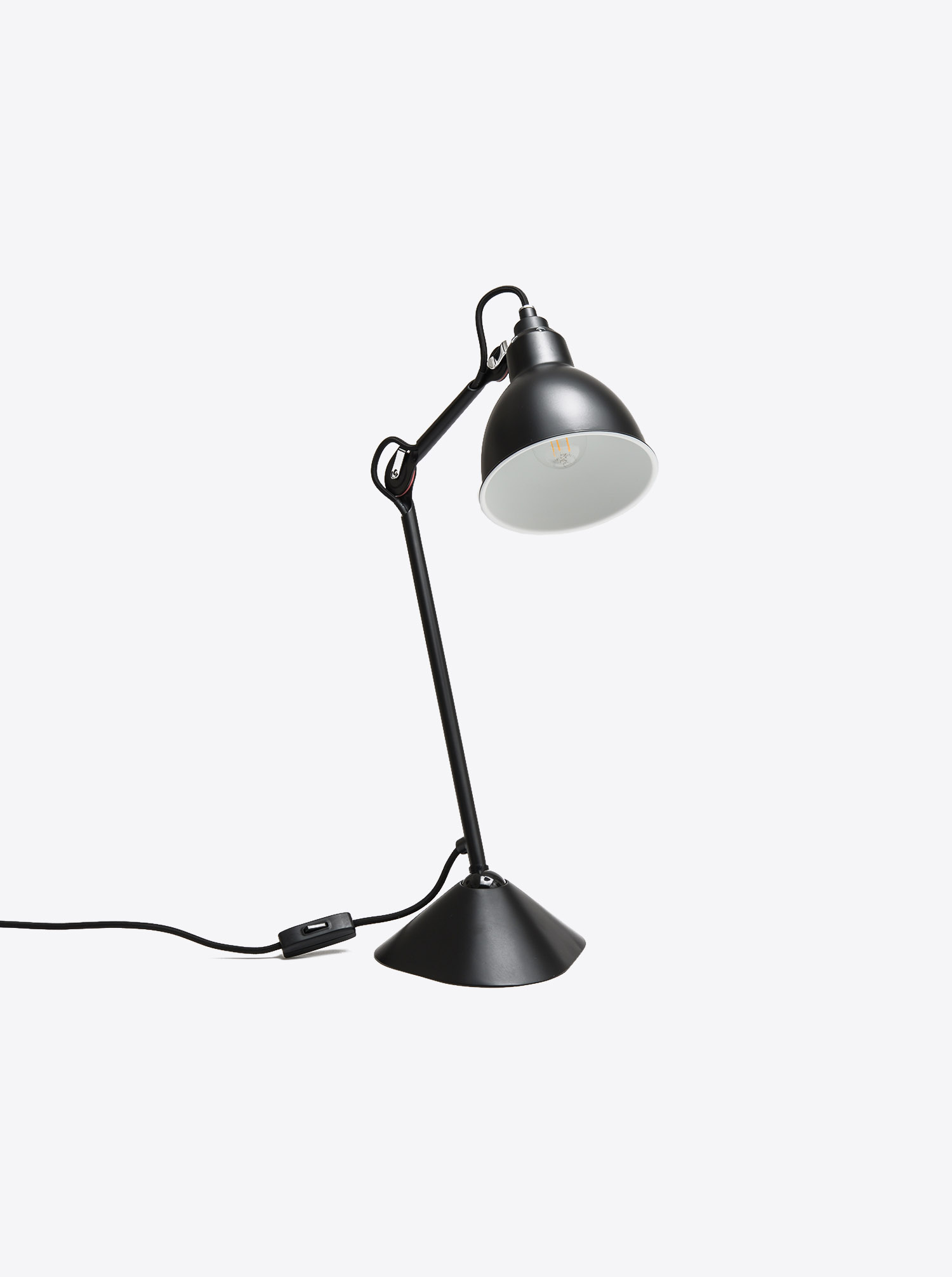 Lampe Gras Table Light Lampe Gras 205 Black
