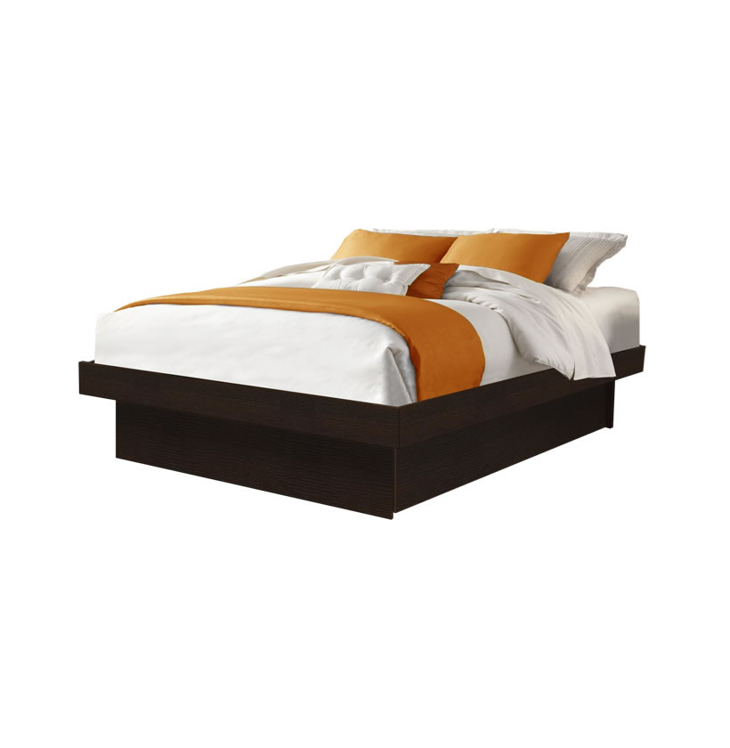 Full Size Platform Bed Full Size Platform Bed | Contempo Space