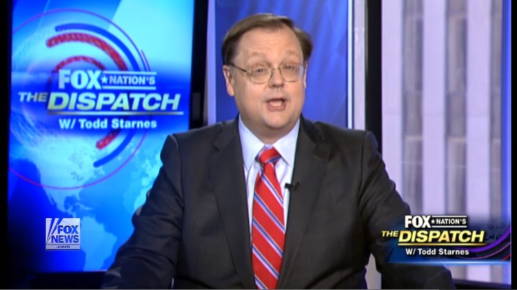 todd starnes isis