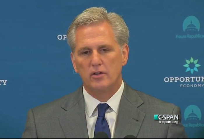 kevin mccarthy press conferenceedited