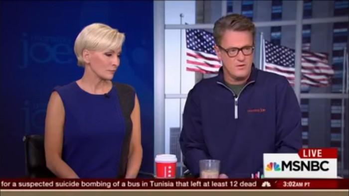 morning joe donald trump 911