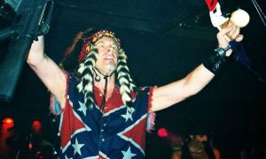 ted nugent confederate shirt