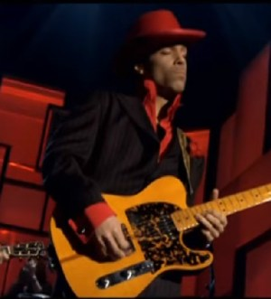 prince guitaredited