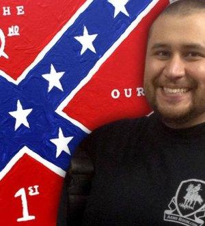 george-zimmerman-confederate-flag