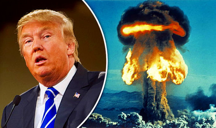 2016 2016 A abov ab Donald nuclear
