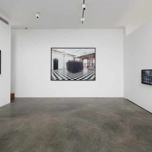 Mansión Magnolia, installation view at Shulamit Nazarian Gallery, Los Angeles