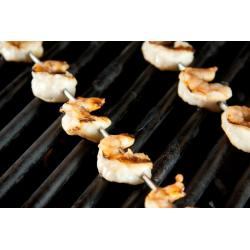 Small Crop Of How Long To Grill Shrimp