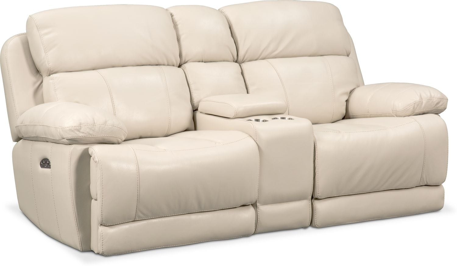 Sofas In Value City Furniture Monte Carlo Dual Power Reclining Sofa And Reclining