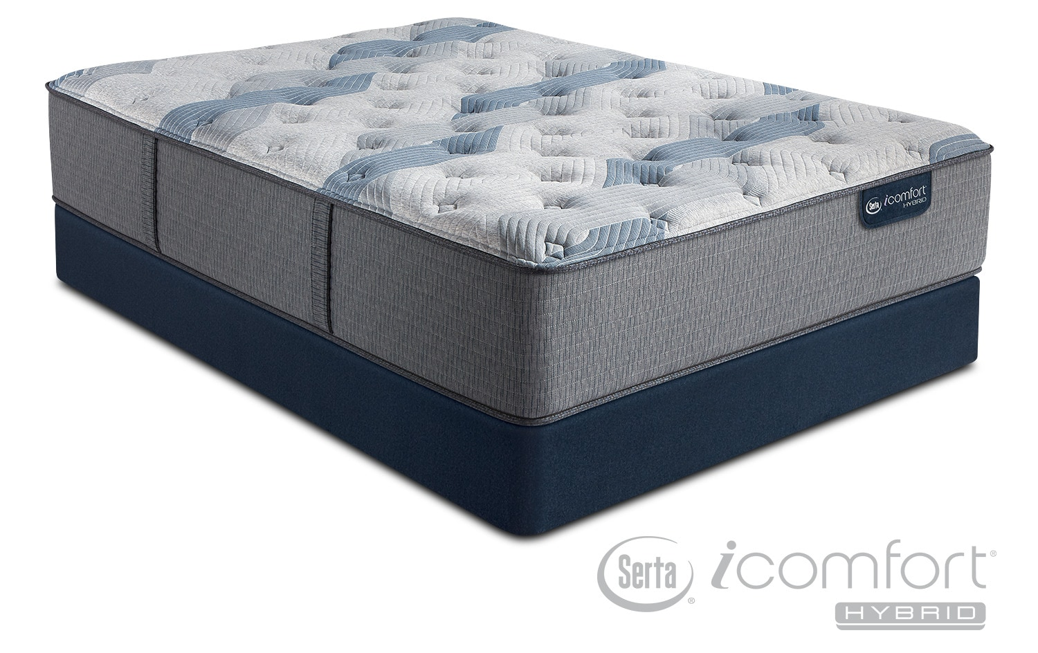 Icomfort Hybrid Reviews Blue Fusion 100 Firm Mattress