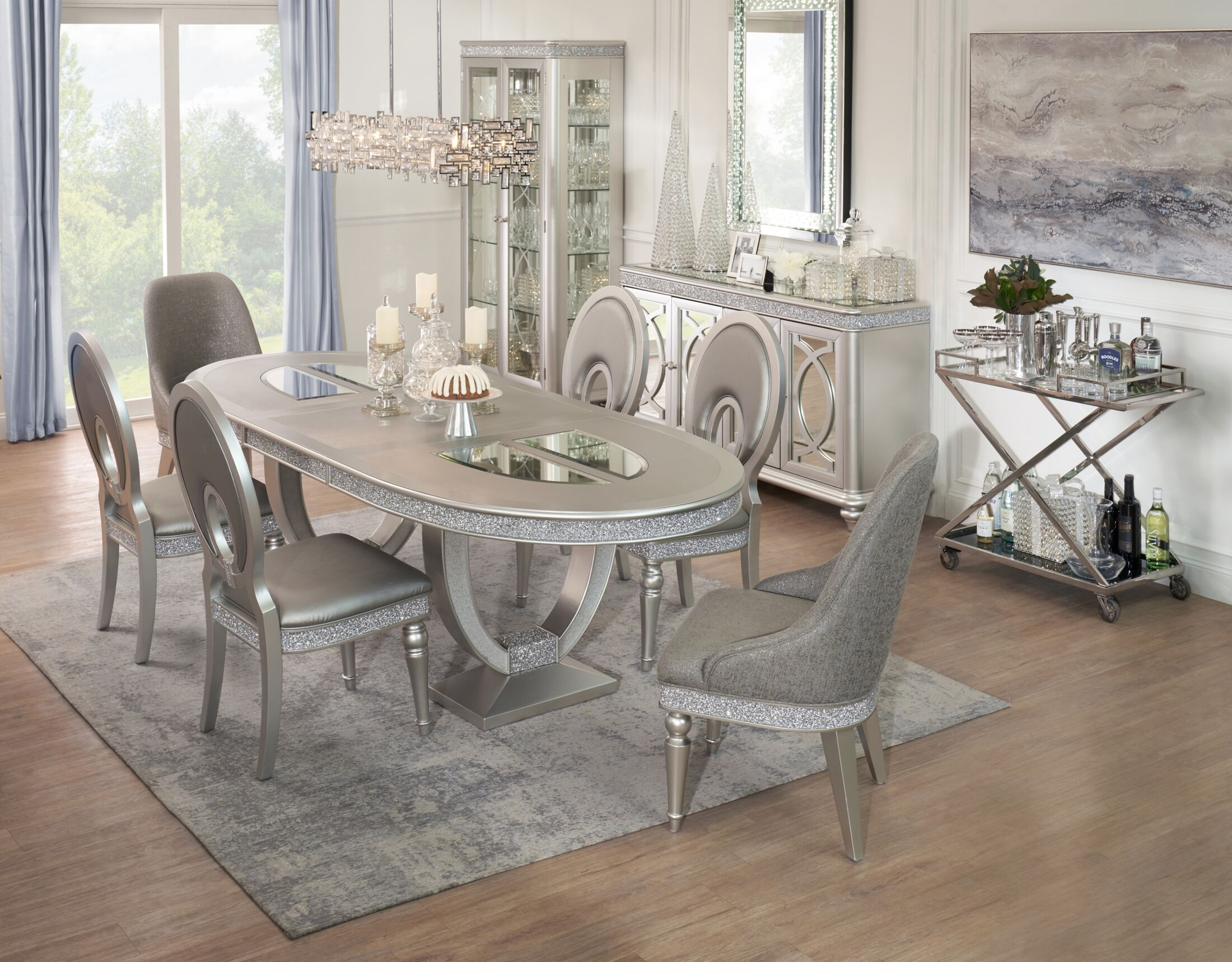 The Posh Dining Collection
