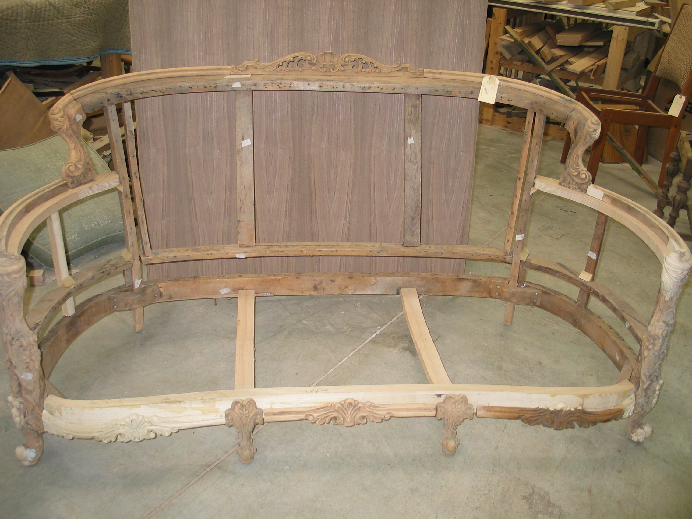 Build A Couch Frame Frames Build A Couch And Sofas On Pinterest