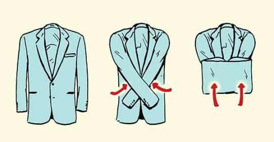 Jacket Folding 1