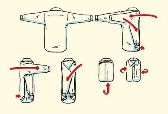 Shirt Folding 1