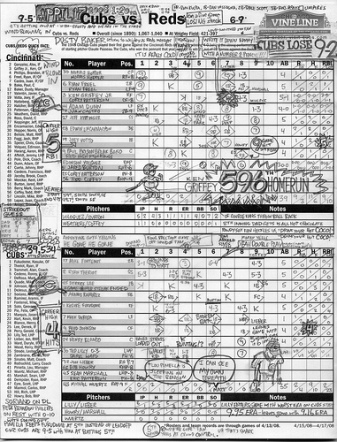How To Score a Baseball Game (Step-by-Step) The Art of Manliness - baseball score sheet