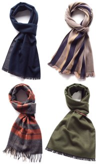 The Man You Want To Be: A Mans Guide to the Scarf
