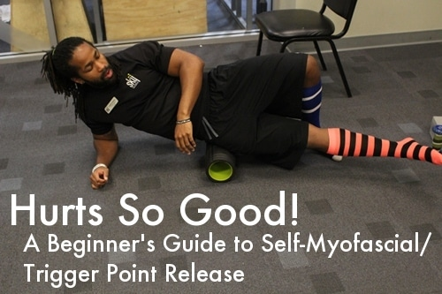 Trigger Point Release For Beginners The Art of Manliness