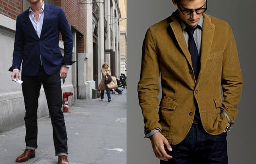 Sports Jacket And Jeans A Man39s Go To Getup The Art Of