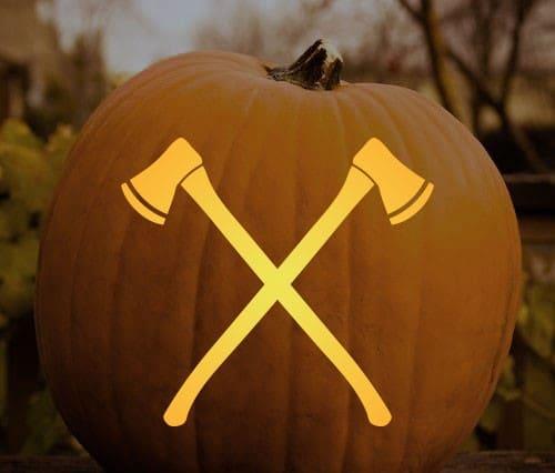 6 Manly Halloween Pumpkin Stencils The Art of Manliness