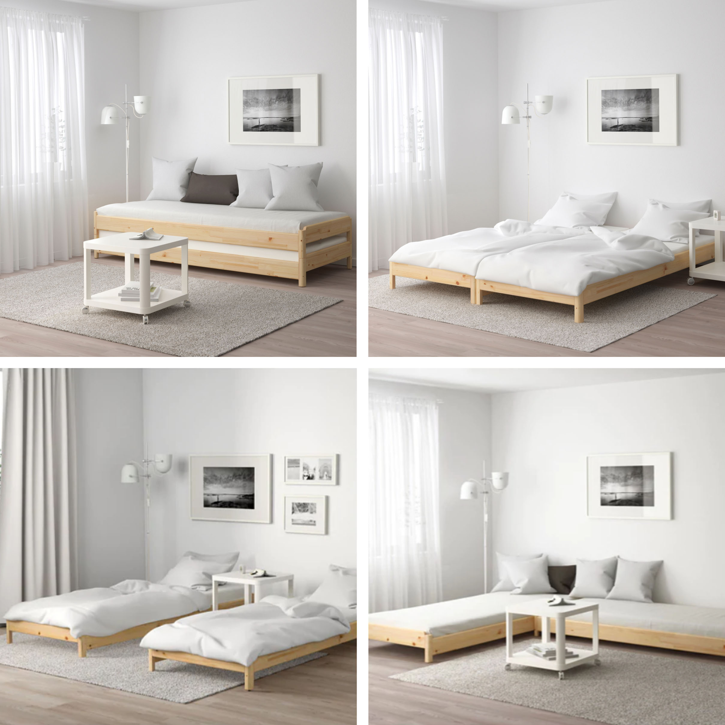 Fold Away Bed Ikea Here S Some Space Saving Hacks For Homes With Limited Room