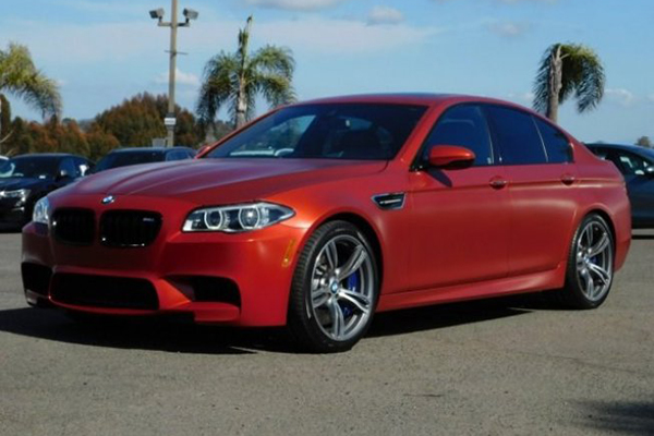 Here Are All the BMW M5 Generations Ranked From Best to Worst
