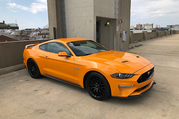 Here\u0027s How Adaptive Cruise Control Works in a Manual Ford Mustang