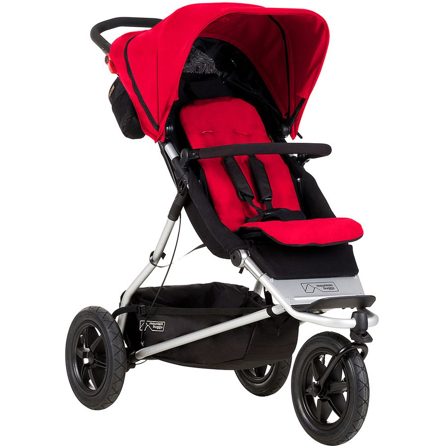 Car Seat Stroller Girl Mountain Buggy Plus One Stroller Backcountry
