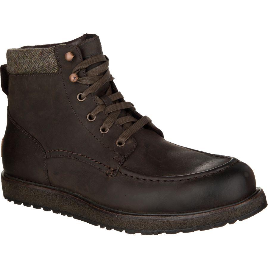 Ugg merrick boot men s stout leather