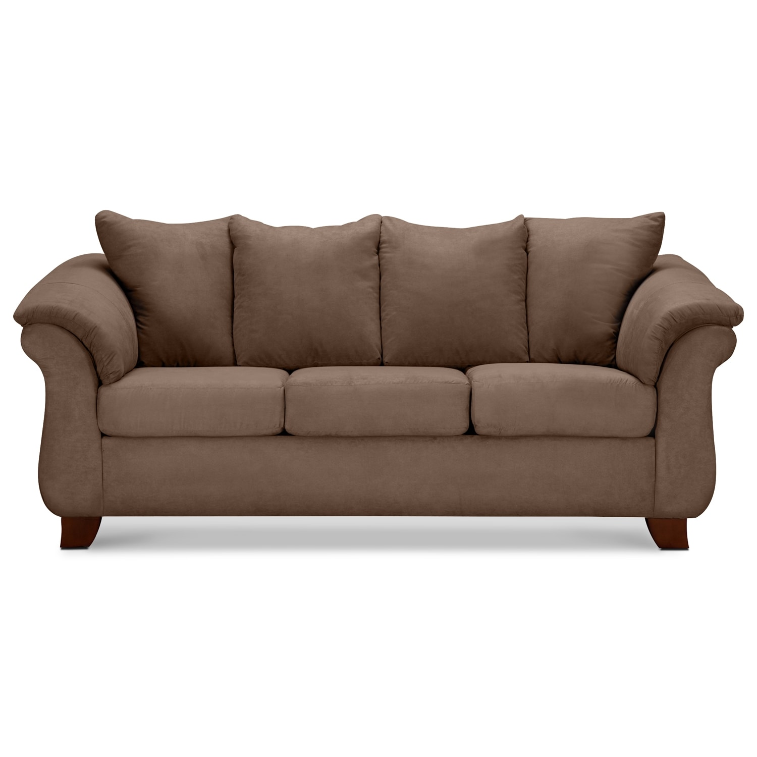 Sofa Taupe Adrian Taupe Sofa Value City Furniture