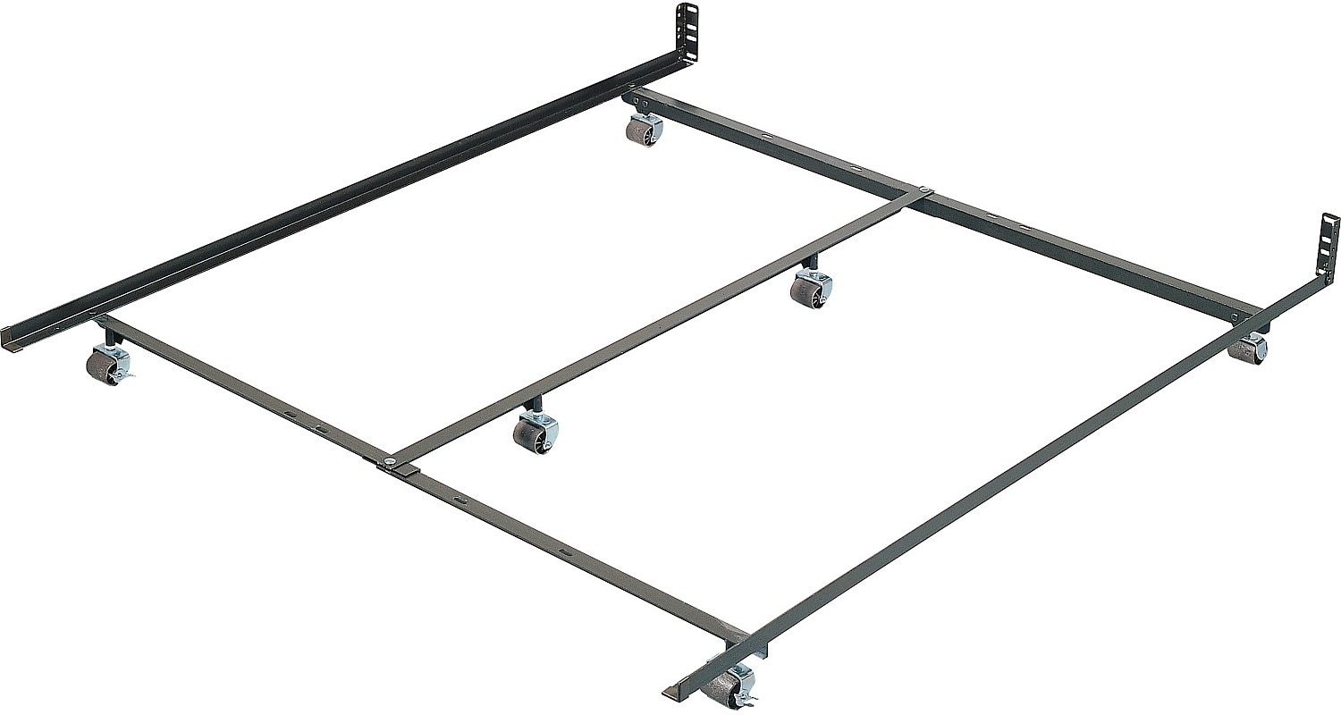 Twin Bed Frame Low Profile Twin Full Queen Low Profile Bedframe The Brick