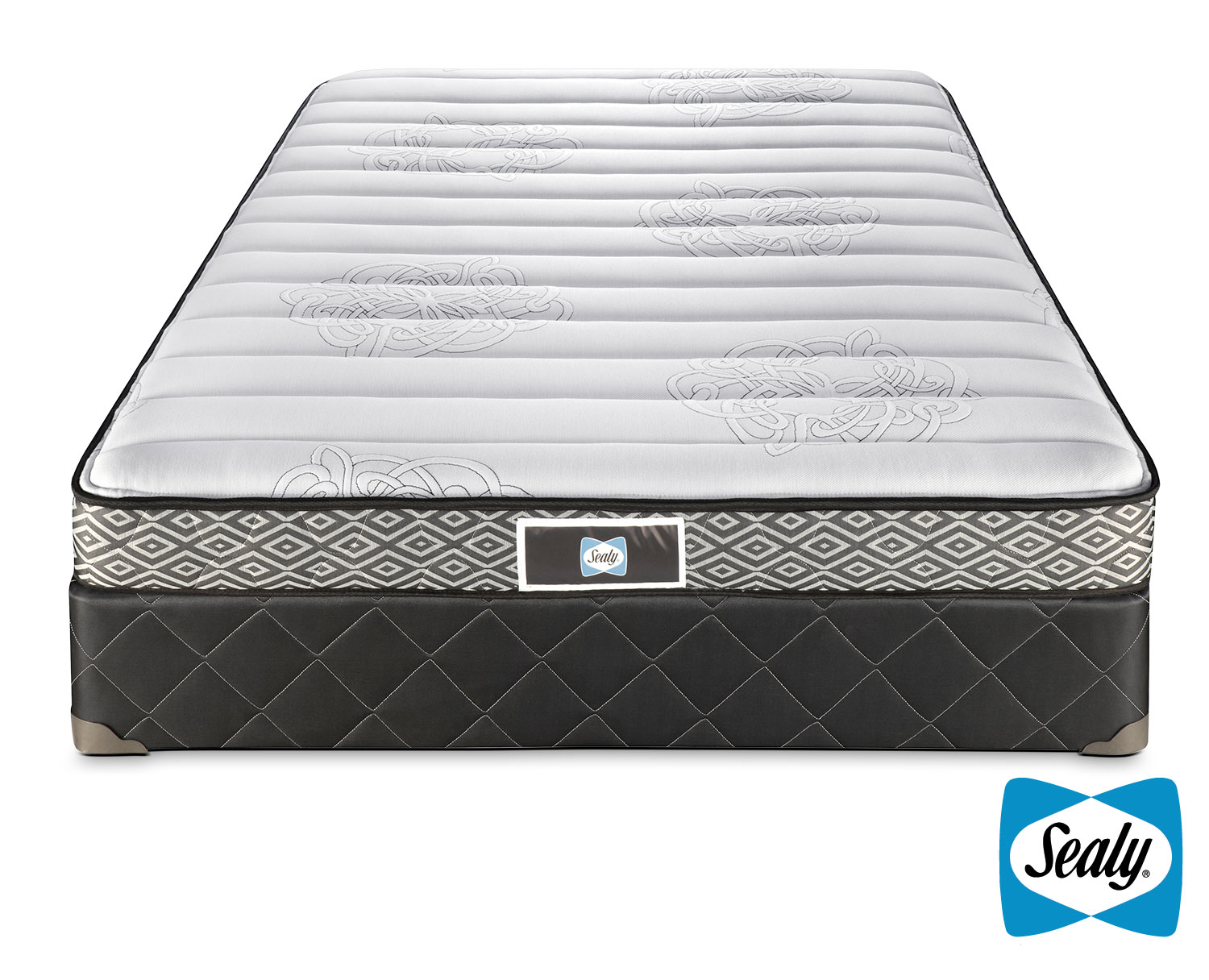 Matelas Signature Stearns And Foster Double Pillow Top Mattress Stearns