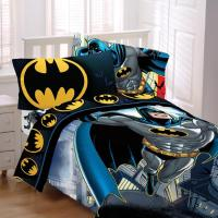 Batman From The Rooftop Bedding