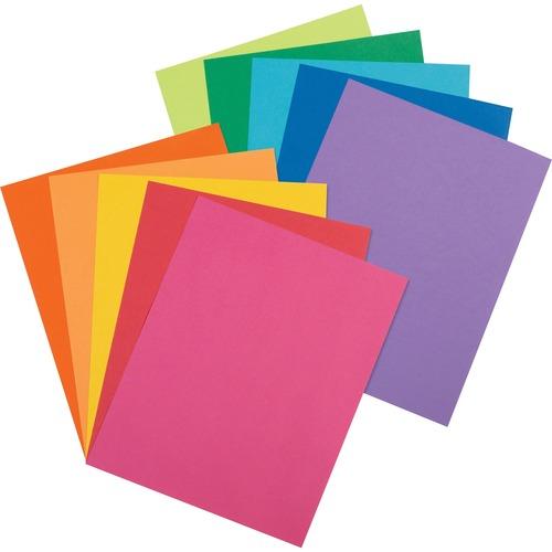 Pacon Printable Multipurpose Card Stock - Letter - 8 1/2\