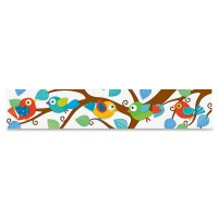 Carson-Dellosa Boho Birds Design Bulletin Border ...