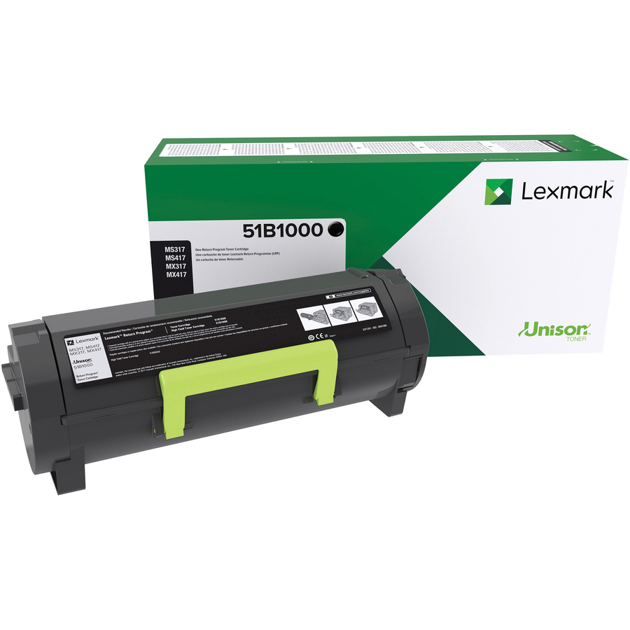 Tonner For Printer Lexmark Original Toner Cartridge