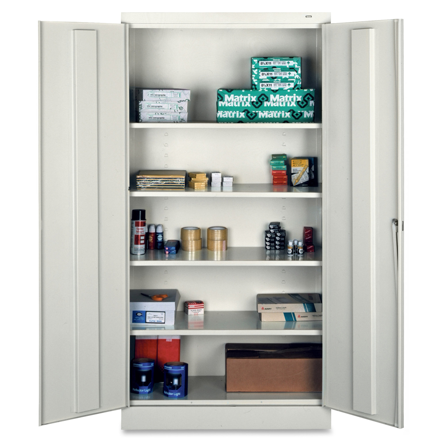 Storage Closet Tennsco Full Height Standard Storage Cabinet