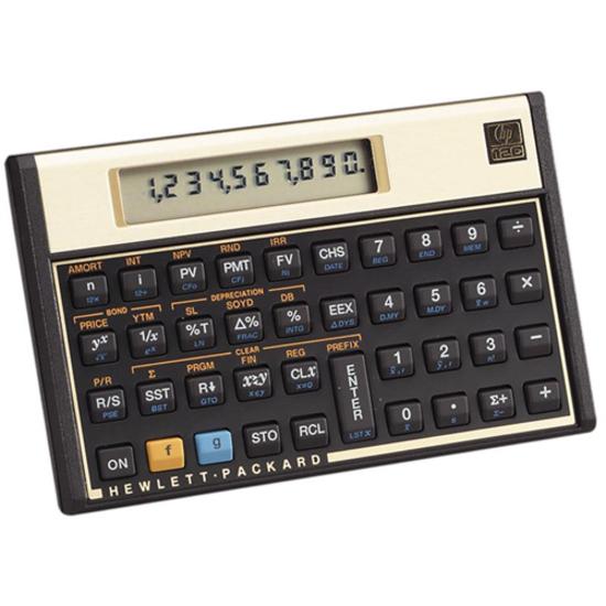 HP 12C, HP 12C Financial Calculator, HEW12C, HEW 12C - Office Supply Hut - financial calculator