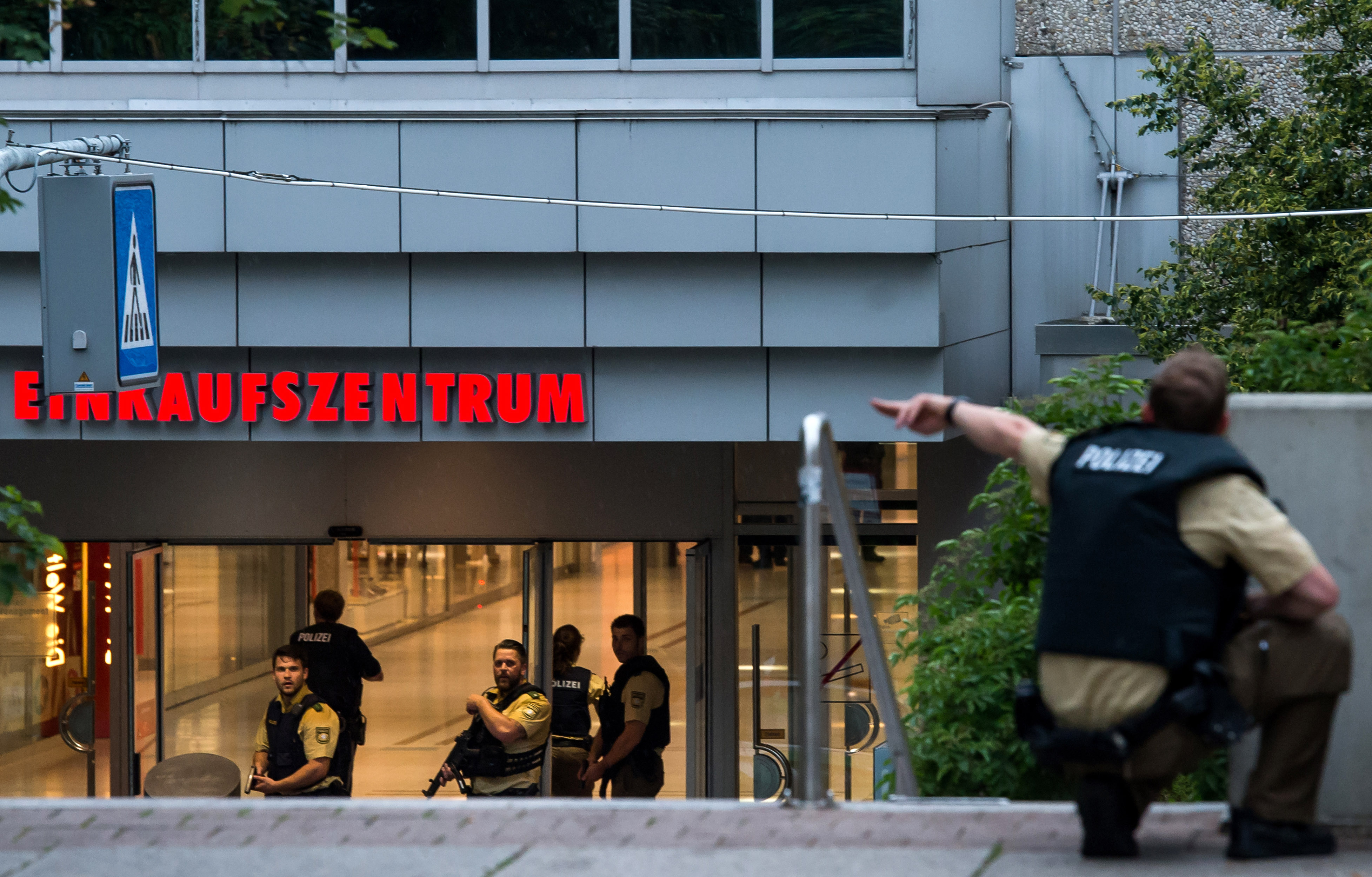 Munich Terror Attack Several Dead And Injured In Mall Shootings Fortune