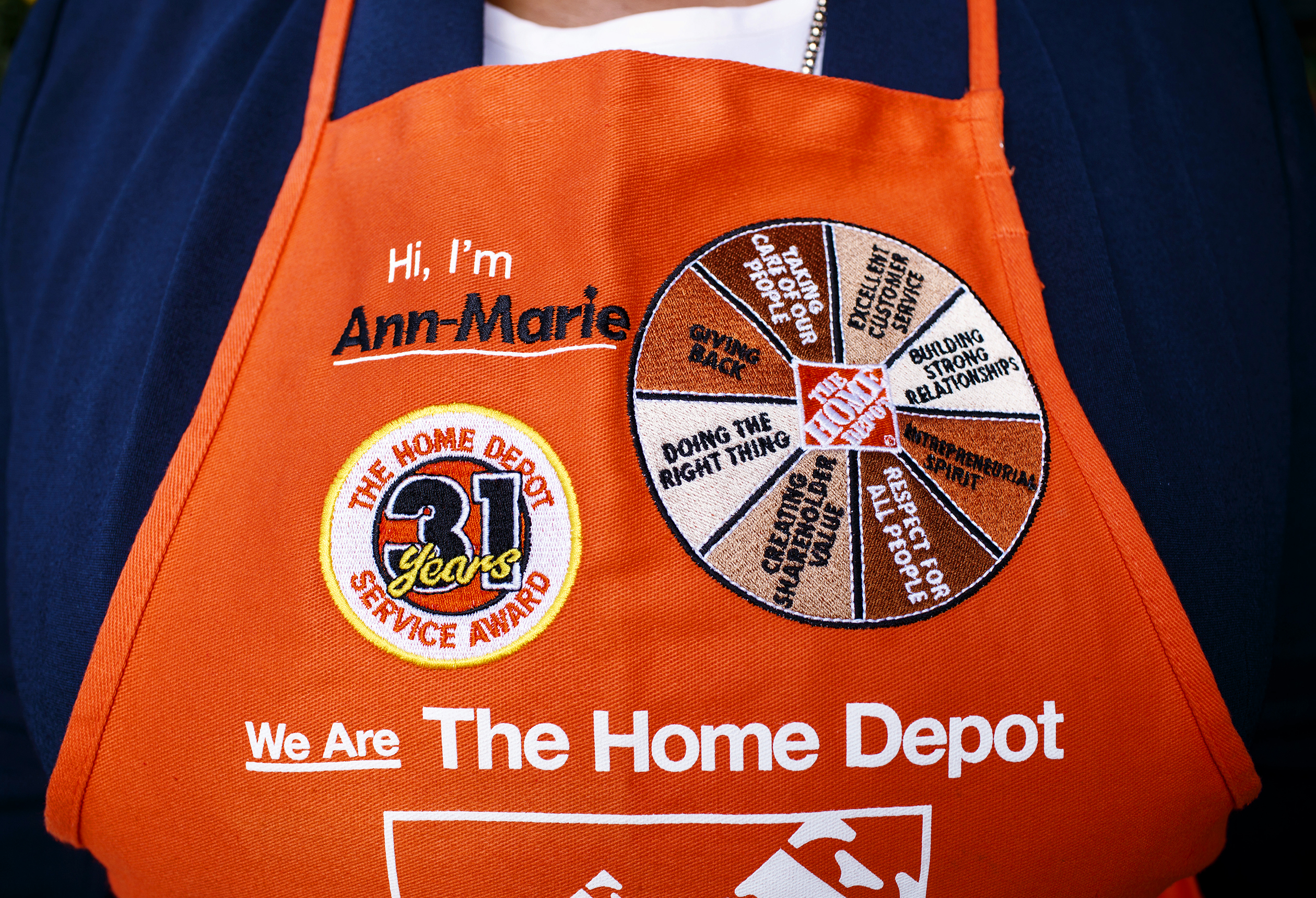 20' Ladder Home Depot How Home Depot S Ann Marie Campbell Rose From Cashier To The