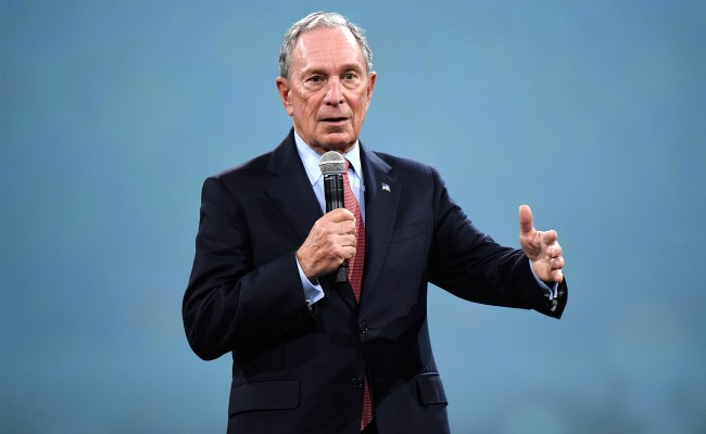 Michael Bloomberg Why I M Supporting Democrats In 2018 Fortune